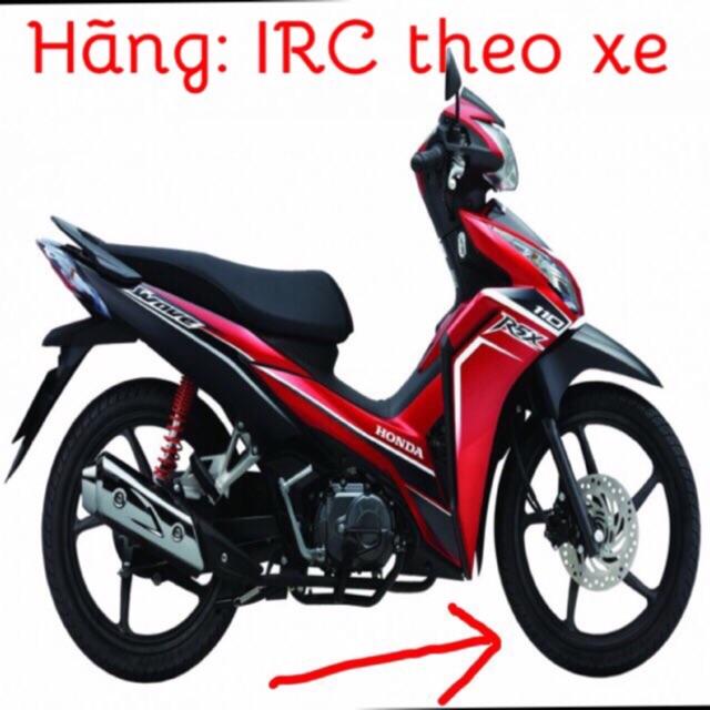 Lốp trước xe Wave RSX Honda chính hãng 70/90-17, Lốp trước xe Wave RSX IRC 70/90-17