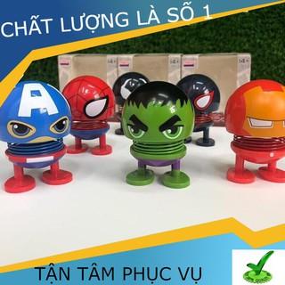 [HOT] Emoji nhún – Siêu nhân Avengers