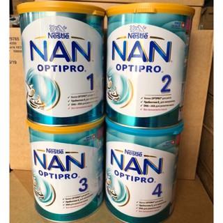 Sữa Nan Nga 800g đủ số 1.2.3.4 mẫu mới date 2022
