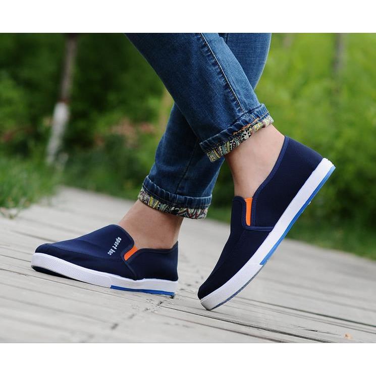 Giày thể thao sneakers, giày vải thời trang N61-2