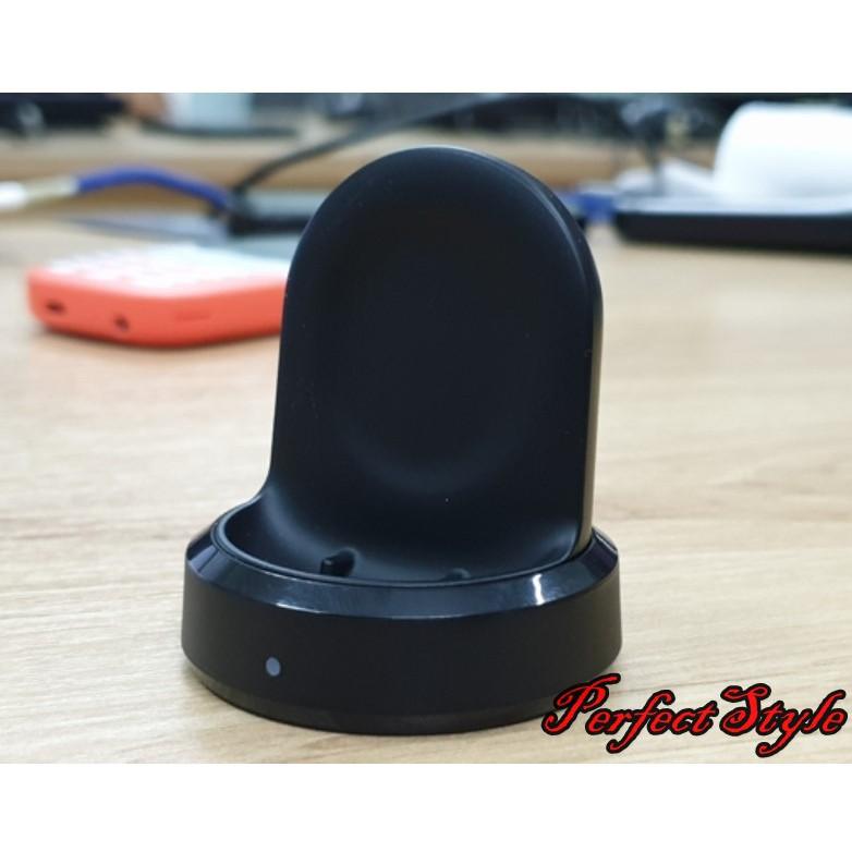 Đế sạc, dock sạc không dây Đồng hồ thông minh Samsung Gear S2 / Gear S3 Classic Frontier / Gear Sport chuẩn SIKAI