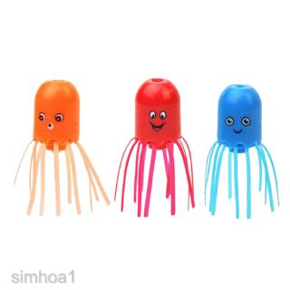 Random 1pc Cute Smile Magical Science Educational Jellyfish Float Pet Toys