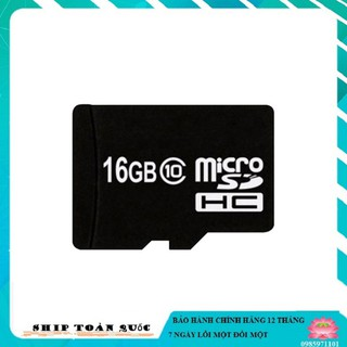 Thẻ nhớ Micro SD HC 16GB thumbnail