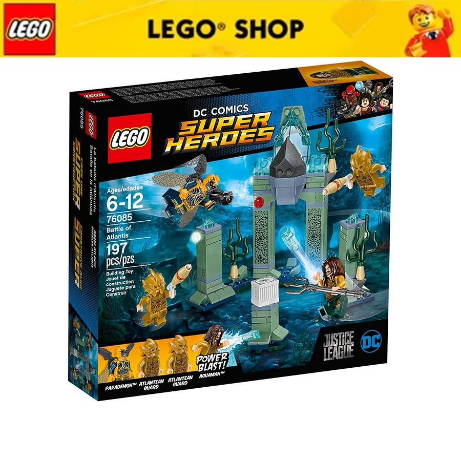 LEGO Super Heroes Trận Chiến Atlantis 76085