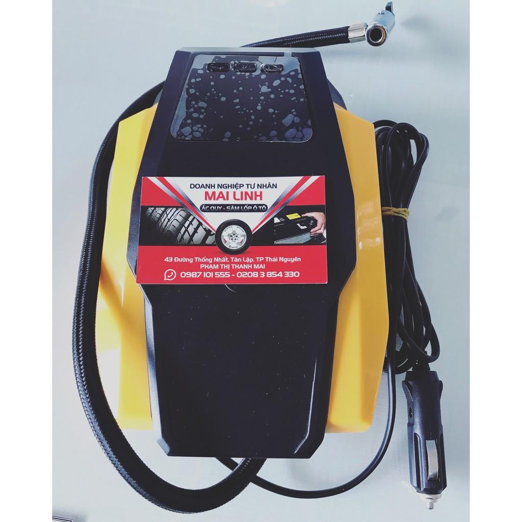 Máy bơm lốp chuyên dụng cho ô tô