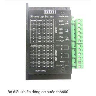 Bộ điều khiển động cơ bước tb6600