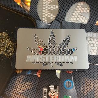 Grinder cards – Thẻ Mài – Thẻ Xay 420 Amsterdam