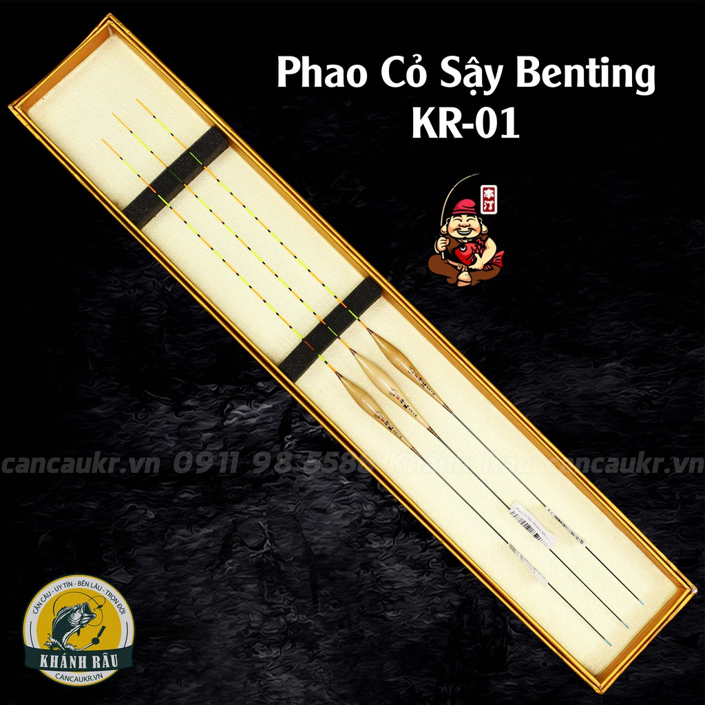 Phao Cỏ Sậy Benting KR-01