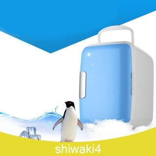 Niuniu appliances Mini Fridge Car Refrigerators 4L Portable AC/DC Powered Cooler