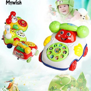 Xe đồ chơi phát triển trí tuệ cho bé