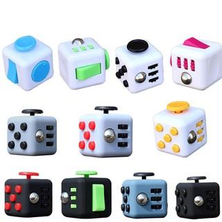 Combo quà tặng giảm stress 02 bộ sản phẩm Fidget Cube (màu ngẫu nhiên) thumbnail