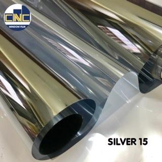 1,5m2 Phim cách nhiệt Hàn Quốc Silver 15