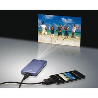 Yêu ThíchMáy chiếu (Projector) mini bỏ túi (Độ nét cao) tiện giải trí hoặc làm việc (Hàng VIP của Agiadep)