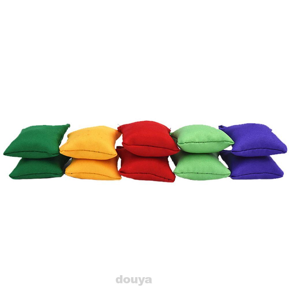 Set 10 túi cát tập thể thao ngoài trời