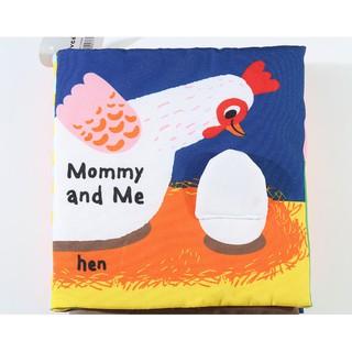 Sách Vải – Mommy and me – JJOVCE