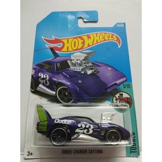Xe Mô Hình Chính Hãng HotWheels – Dodge Charger Daytona