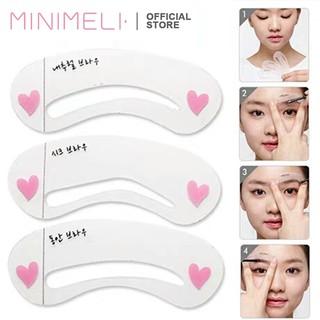 MINIMELI Khuôn chân mày định hình phong cách Hàn Quốc 5g thumbnail