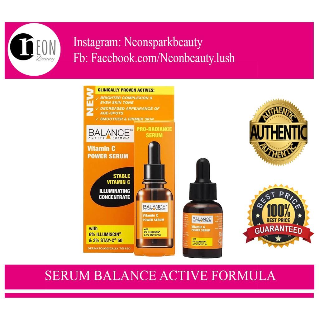 Serum Balance Active Serum Vitamin C -trị thâm sáng da - 2724516 , 212924544 , 322_212924544 , 340000 , Serum-Balance-Active-Serum-Vitamin-C-tri-tham-sang-da-322_212924544 , shopee.vn , Serum Balance Active Serum Vitamin C -trị thâm sáng da