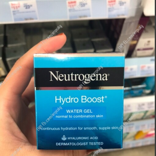 Gel dưỡng Neutrogena Hydro Boost Water Gel