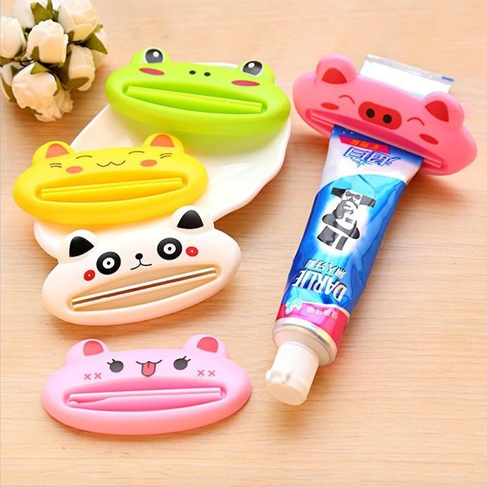 Combo 2 kẹp kem đánh răng thông minh hình thú (KKT01)