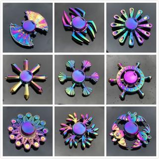 New Colorful Fidget Finger Spinner Hand Decompression Toys  Shopbansire