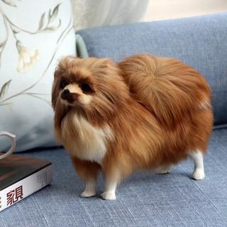 Mô Hình Trang Trí Hình Chú Chó Đáng Yêu