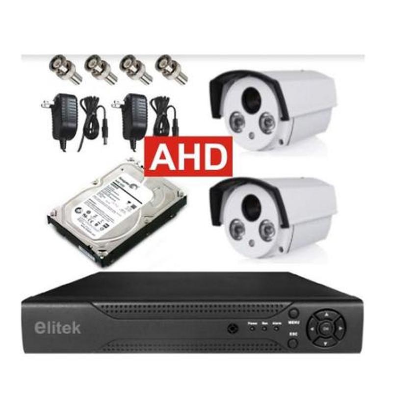 Bộ 2 Camera AHD Elitek ECA-50913 Đầu Ghi Elitek + Ổ cứng 160GB - 2590231 , 117882855 , 322_117882855 , 1870000 , Bo-2-Camera-AHD-Elitek-ECA-50913-Dau-Ghi-Elitek-O-cung-160GB-322_117882855 , shopee.vn , Bộ 2 Camera AHD Elitek ECA-50913 Đầu Ghi Elitek + Ổ cứng 160GB