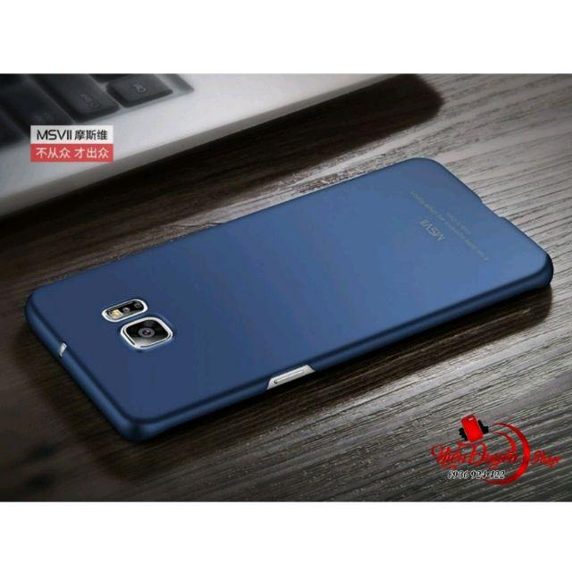 Ốp lưng Samsung Galaxy S6 Edge Plus siêu mỏng chính hãng MSVII