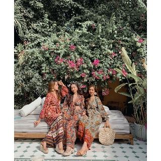 Đầm Đi Biển – Váy Xinh Mùa Hè