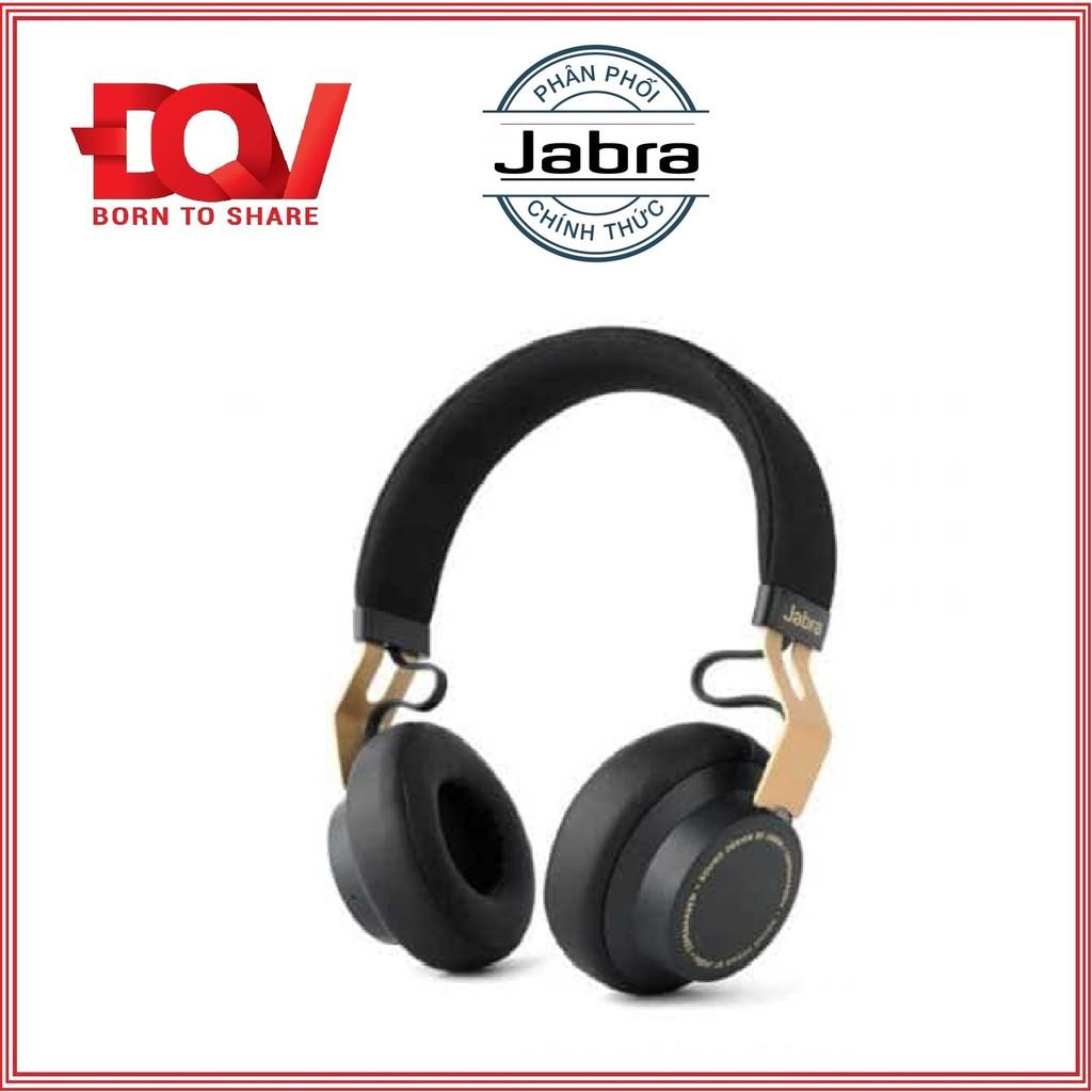(BH12T - Hãng phân phối) Tai nghe Bluetooth Jabra Move Gold