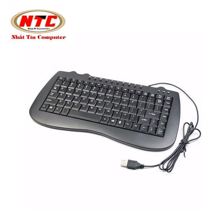 Bàn phím mini có dây RAOOP K8788 cho LapTop (Đen) - 2555709 , 437943974 , 322_437943974 , 104000 , Ban-phim-mini-co-day-RAOOP-K8788-cho-LapTop-Den-322_437943974 , shopee.vn , Bàn phím mini có dây RAOOP K8788 cho LapTop (Đen)