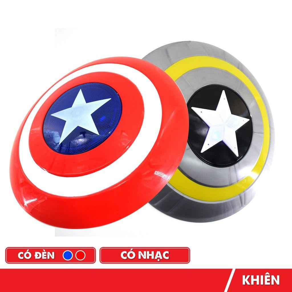 Khiên nhân vật Avengers & Transformers đồ chơi trẻ em 3+ hóa trang nhân vật, cosplay chơi nhập vai, halloween, sinh nhật