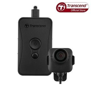 [Mã ELMALL1TR5 giảm 6% đơn 3TR] Máy quay hành trình đeo trên người Transcend DrivePro™ Body 52 Wifi 32 GB