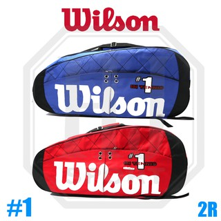 Wilson Balo Đựng Vợt Tennis 2 Trong 1 Tiện Dụng thumbnail