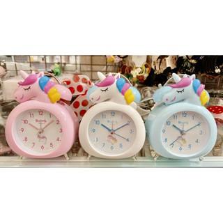 Đồng hồ báo thức để bàn 10cm cute - Unicorn Gấu Thỏ thumbnail