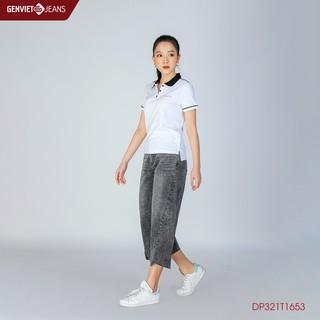 Áo phông polo nữ DP321T1653 GENVIET thumbnail