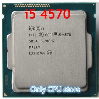 Bộ Xử Lý CPU I5 4570 (6M Bộ Nhớ Đệm, Tối Đa 3,60 GHz)- Tặng Keo Tản Nhiệt