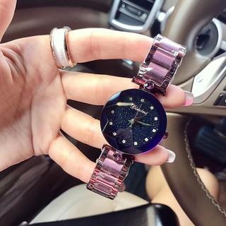 Đồng hồ nữ Dimini dây thép ko gỉ hàng chính hãng size 34mm