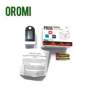 Máy đo nồng độ Oxy trong máu Model A3 - hãng thumbnail
