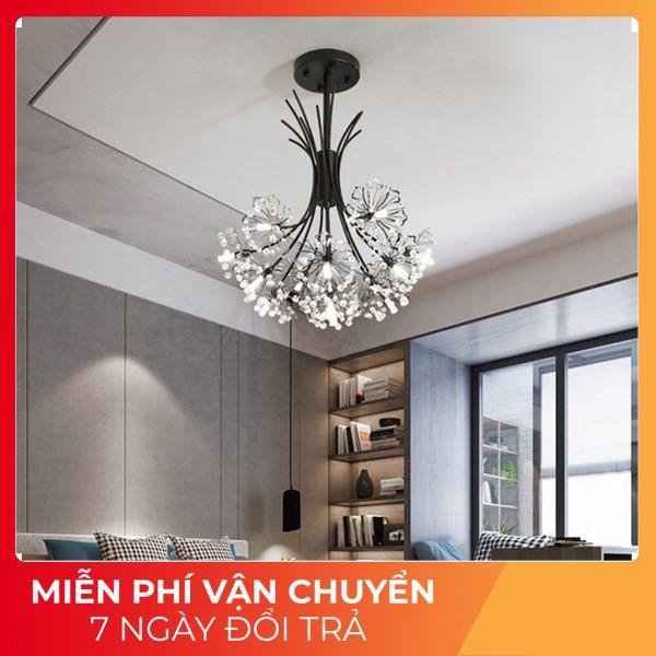 Bảo hành 1 năm-Đèn thả bồ công anh giản dị , hiện đại đem lại phong cách mới cho ngôi nhà của mình