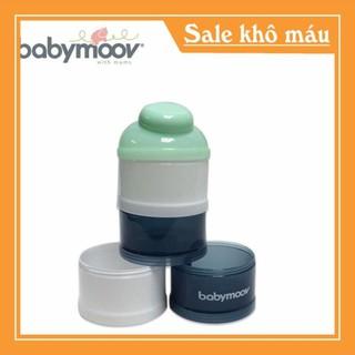 (KF) Hộp chia sữa 4 tầng Babymoov