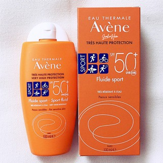 Kem chống nắng AVÈNE Sort Fluid SPF50+, Kem chống nắng an toàn hiệu quả thumbnail
