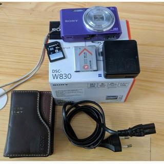 Máy ảnh Sony W830