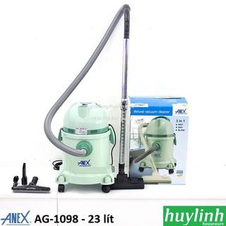 Máy hút bụi công nghiệp Anex AG-1098 - 23 lít - Malaysia