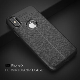 [TK3C] da nổi áp dụng cho iPhone 6 6s 7 8 Thêm i11X XR XS MA chỗ sang trọng khắc kháng thả tay áo bảo vệ MAX bao gồm tất cả vỏ mềm vỏ điện thoại