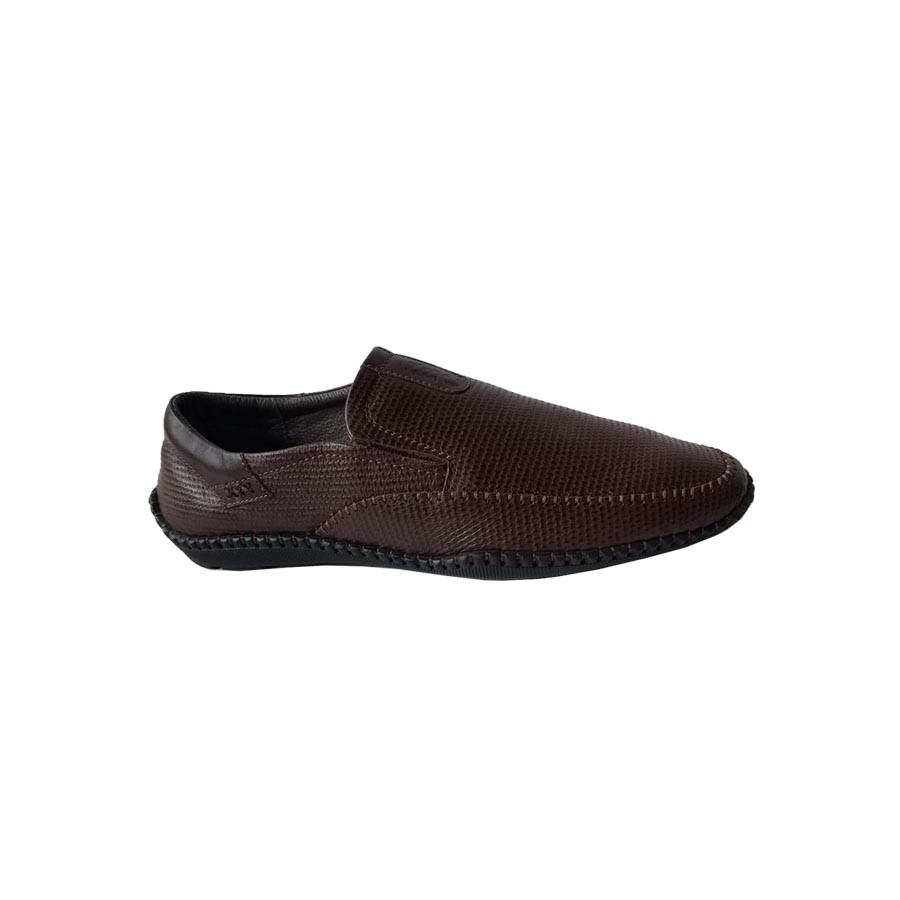 Giày Mọi Nam BIGBEN Da Bò Thật Cao Cấp GM136