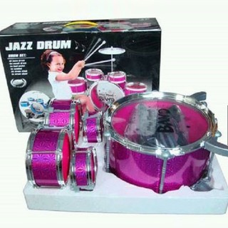Đồ chơi Trống Jazz Drum cho bé mới nhất