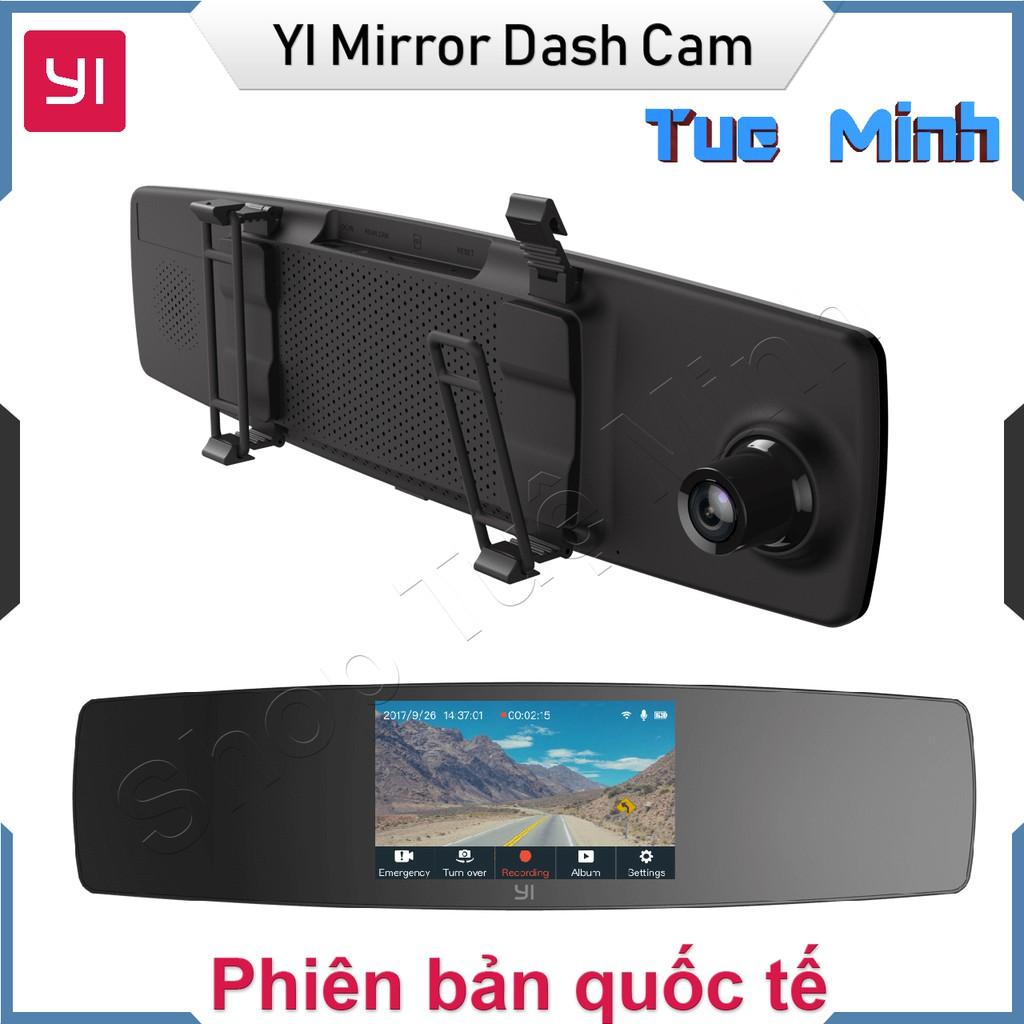 Camera hành trình YI Mirror Dash Camera