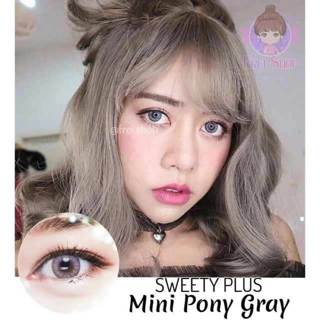 Contact Lens mini Pony