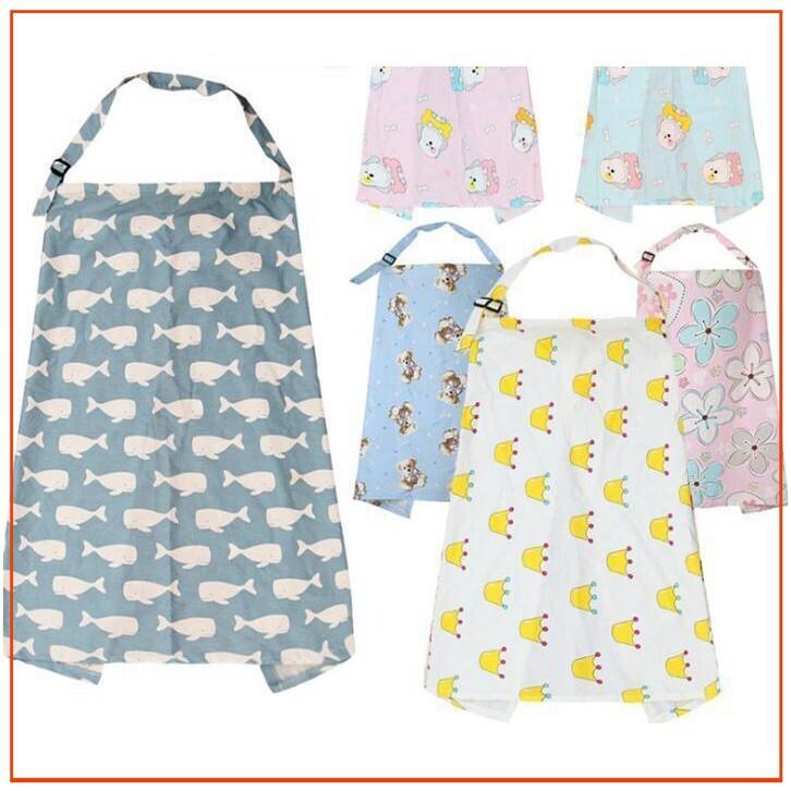 [SIÊU_ SALE] Sản phẩm khăn choàng, áo choàng che cho bé bú Viet Kids